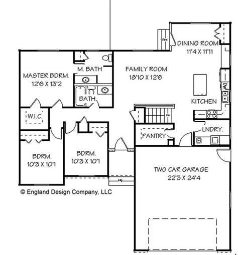 small ranch floor plans small ranch house floor plans simple small house floor