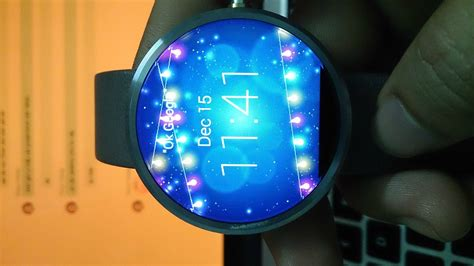 mobile themes watch developper mobile watch face christmas theme watch