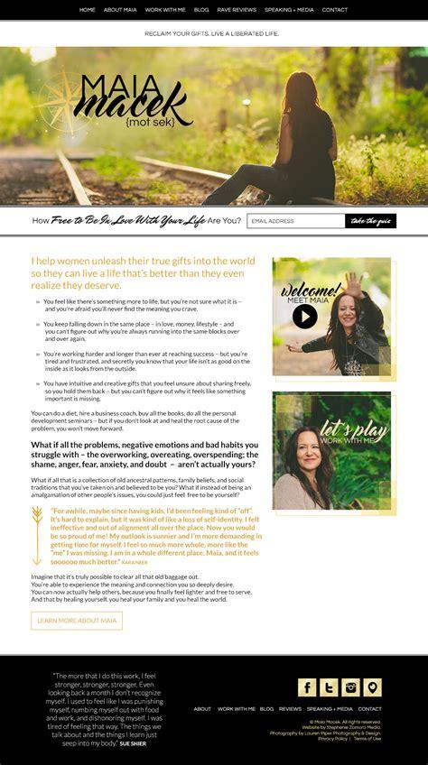 web design home based business website design your passion based business