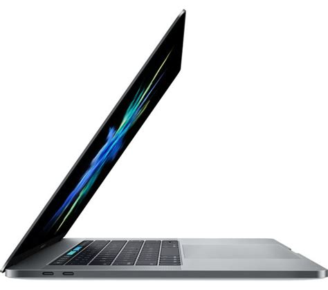 Apple Macbook Mnyf2 Space Grey buy apple macbook pro 15 quot with retina display touch bar space grey free delivery currys