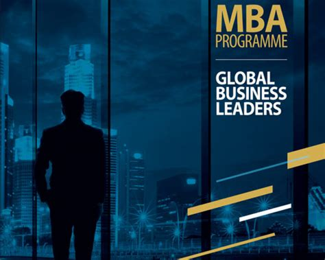 2017 Stanley Mba Early Insights Program by Mba Suleman Dawood School Of Business