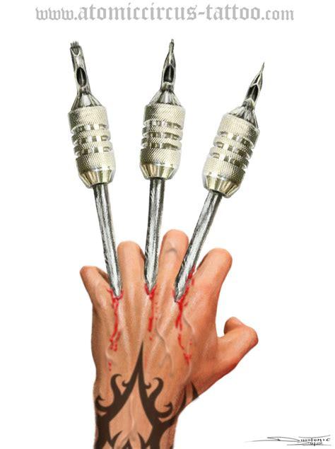 wolverine tattoo hand by atomiccircus on deviantart