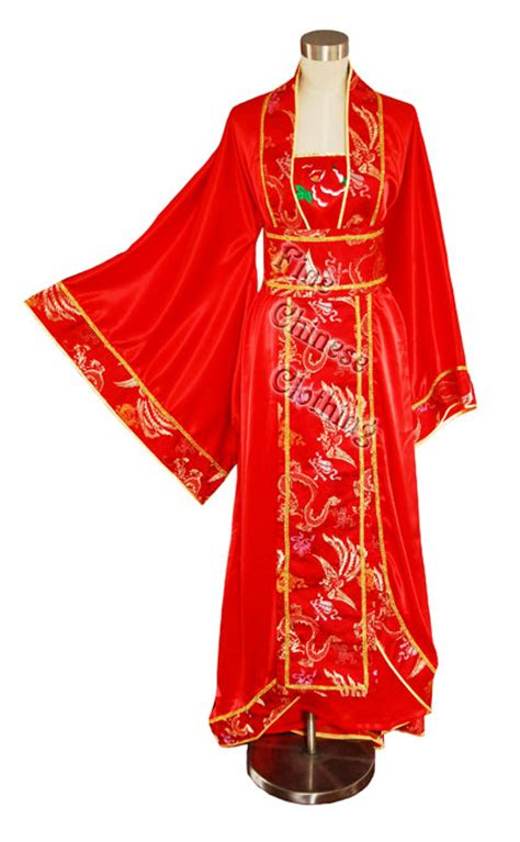 clothing han fu hanfu clothing