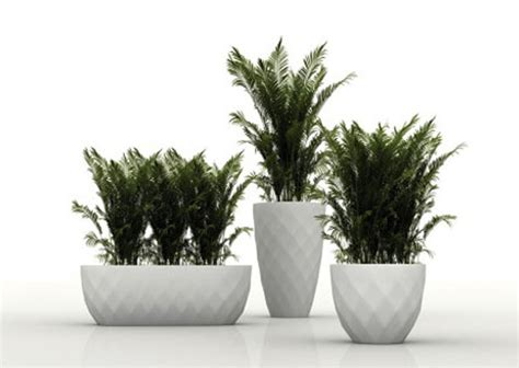 Outdoor Vases by Outdoor Furniture Vases Isla By Vondom
