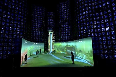 design interactive environment the environment is your playground in an interactive 3d