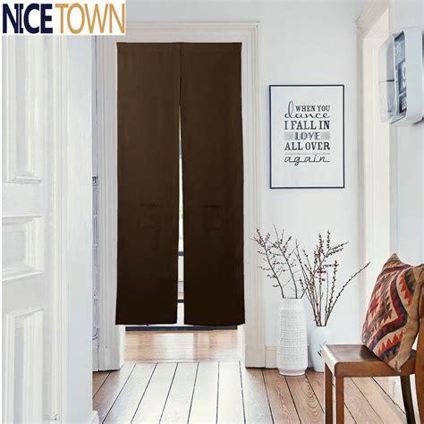 curtain doorway divider nicetown japanese noren doorway curtain doorway divider