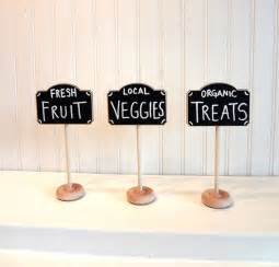 Buffet Table Labels Chalkboard Table Mini Chalkboards And Inspiration On