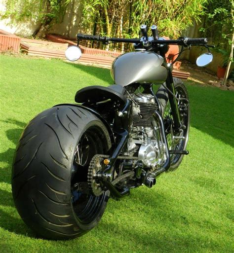 Pictures of Modified Royal Enfield   GaadiKey