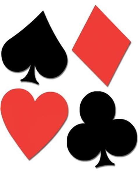 Home Gym Decorations great deals on club pack of 48 red and black playing card
