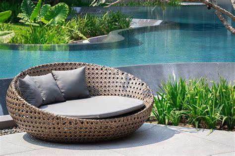 meuble patio rotin les meubles en rotin pour l ext 233 rieur structures ext 233 rieures
