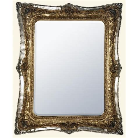 gold and silver mirror antique silver gold ornate framed mirror catering