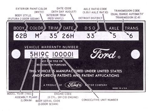 paint code decals ford forums ford cars tech forum
