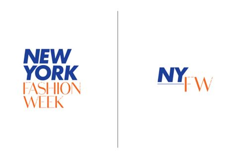 buro 24 7 logo here s your look at new york fashion week s new logo