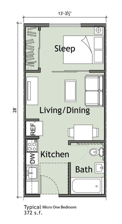 Urban Loft Floor Plan by Young Urban Community Floor Plans Amp Elevations