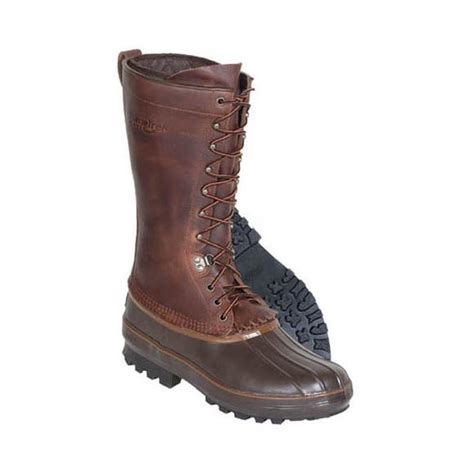 mens pac boots kenetrek s grizzly pac boots 13 inch