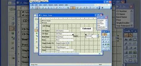 Microsoft Office Access how to create a combo box in microsoft office access 2007 171 microsoft office wonderhowto