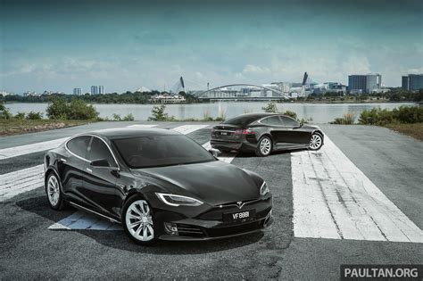 tesla model s arrives in south korea from rm480k