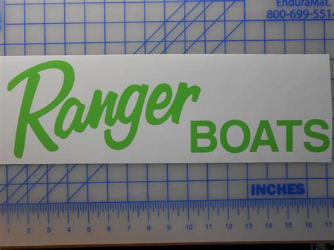 ranger boats window decals ranger boats logo decal sticker 7 5 quot 10 quot 18 quot 23 quot bass