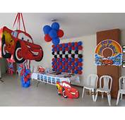 DECORACION FIESTA CARS  Decoraci&243n Fiestas Infantiles Medell&237n