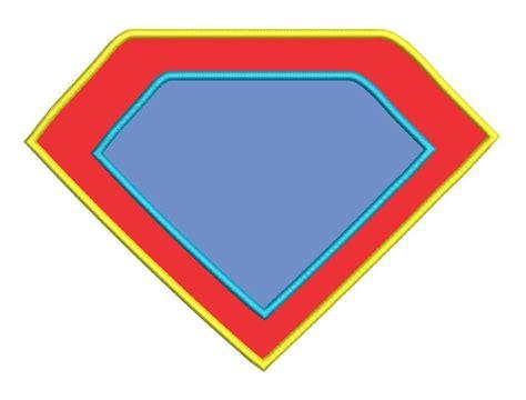 blank superman logo template superman logo clip clipart best