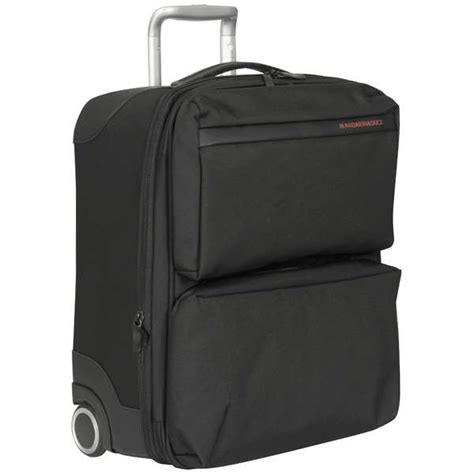 mandarina duck cabin luggage mandarina duck work cabin 2 wheel expandable trolley