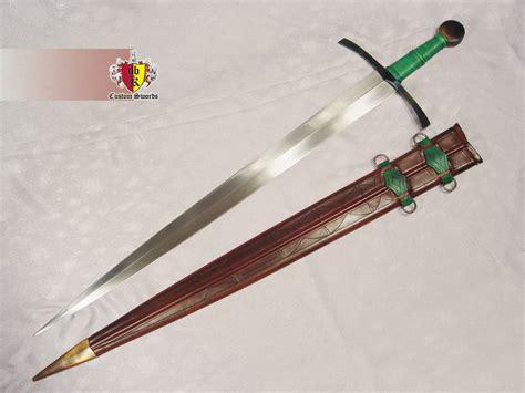Handmade Custom Swords - dbk custom swords handmade historical custom scabbards