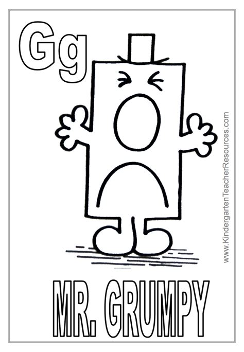 Mr L Coloring Pages by M R L Colouring Pages