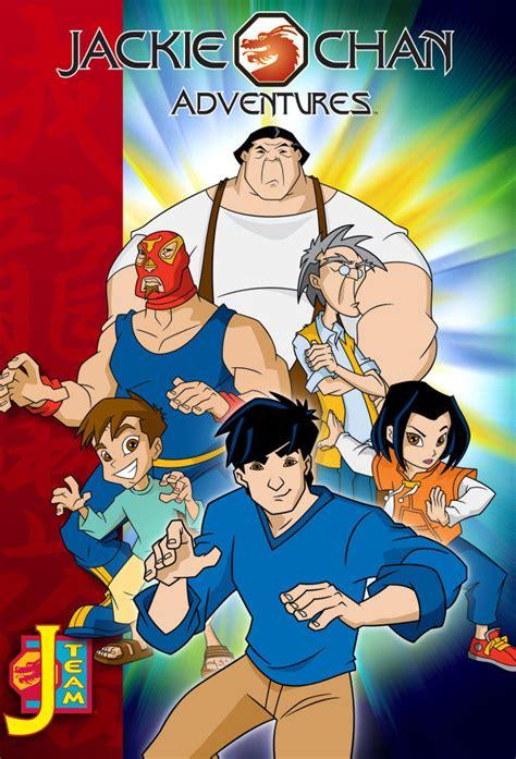 jackie chan cartoon show jackie chan adventures tvmaze