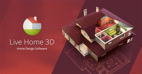 Interior Home Design Software by Live Home 3d Home Design Software For Mac And Windows
