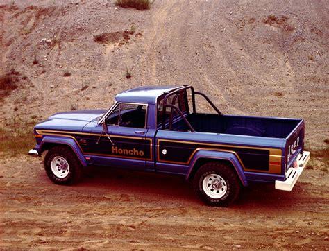 jeep honcho jeep 174 heritage 1976 1983 jeep j 10 honcho the jeep