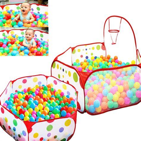play pen new childrens new outdoor baby playpen children indoor ball pool play tent kids safe polka dot hexagon playpen