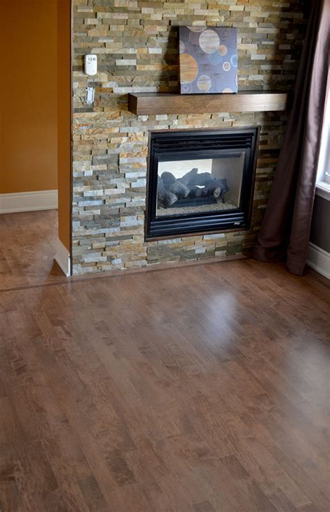 Borders and Inlays ? Hardwood flooring and staircase