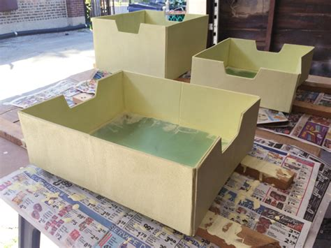 Diy Fabric Drawers by Painting Fabric Drawers A Diy Furniture Project For The