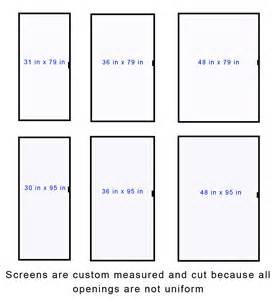 Patio Screen Door Sizes by Screen Doors Las Vegas Sliding Door Repair