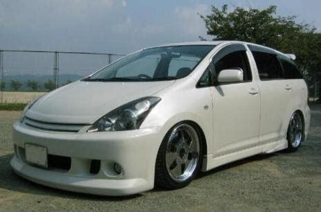 toyota wish bodykit singapore my toyota wish