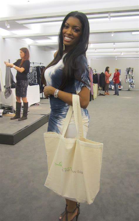 porsha williams handbag real housewife of atlanta porsha williams stewart carrying