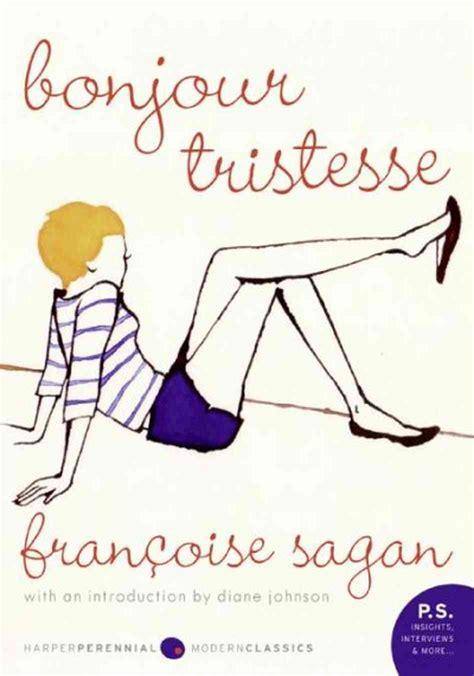 bonjour tristesse french edition bonjour tristesse npr