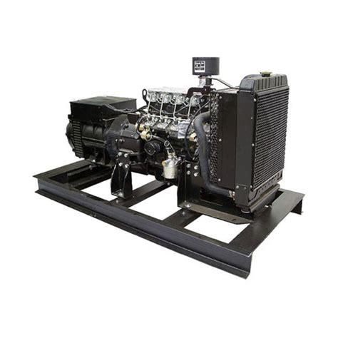 Mesin Isuzu 4jb1t genset isuzu vi30so central diesel