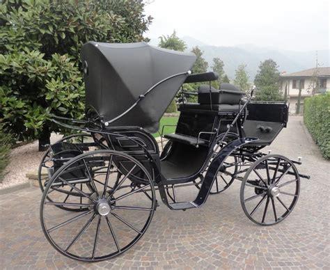 carrozze cavalli usate usato vittoria modello base bagozzi carrozze commercio