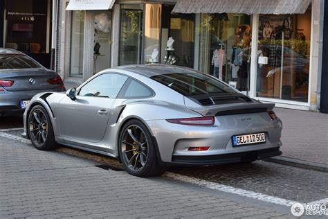Porsche Gt3 Rs 991 by Porsche 991 Gt3 Rs 7 September 2016 Autogespot