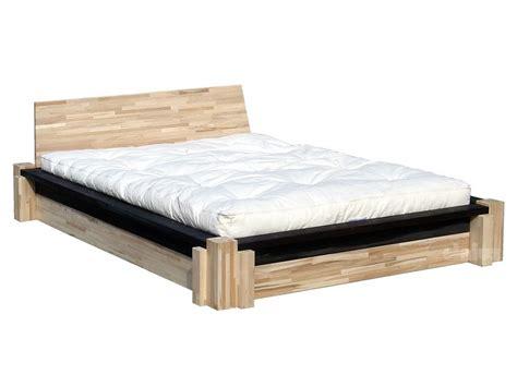 letto cinius letto matrimoniale tatami in legno kyoto letto