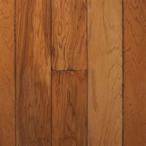 heritage mill artisan hickory sepia 3 8 in x 4 3 4 in
