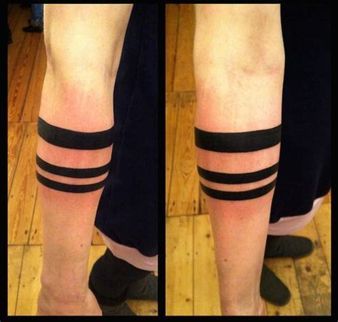 best 20 forearm band tattoos ideas on pinterest
