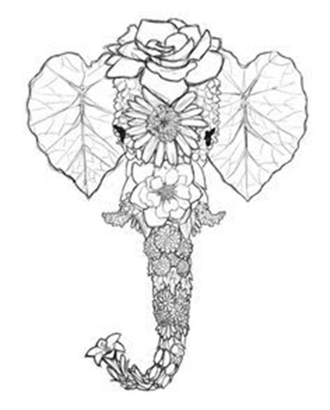 elephant mandala coloring pages easy coloring pages coloring and mandala coloring pages on