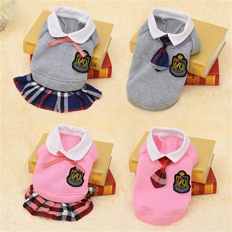 Sweater Paw Kawaii school style clothes costume puppy 4pawshop
