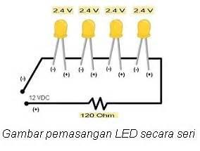 nilai resistor 10 ohm welcome menentukan nilai resistor pada rangkaian led