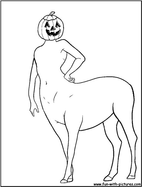 centaur girl coloring page how to draw centaurs
