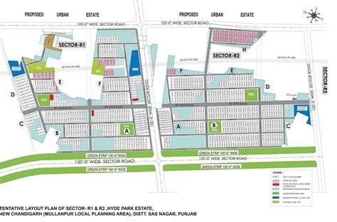 layout plan eco city mullanpur dlf chandigarh mullanpur dlf mullanpur floors plots dlf