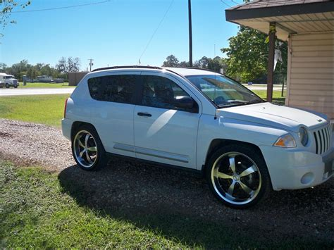 lowered jeep lowered jeep compass