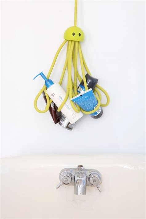 next bathroom caddy next bathroom caddy octopus shower caddy the green head